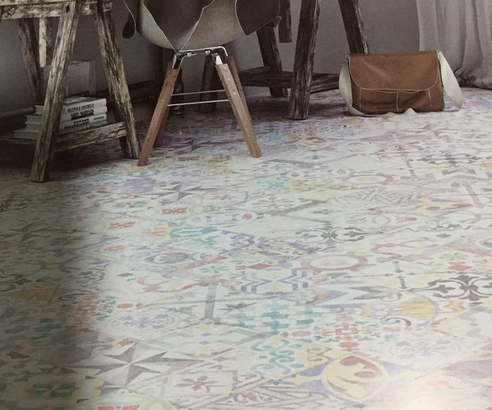 Nuevo azulejos vintage: Reformas y materiales de Materiales de Construcción Montes León