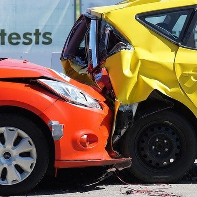 Problemas comunes en accidentes de tráfico