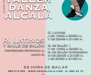 Baile de Salón y Ritmos Latinos