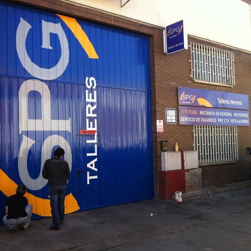 Talleres de automoviles en Valladolid
