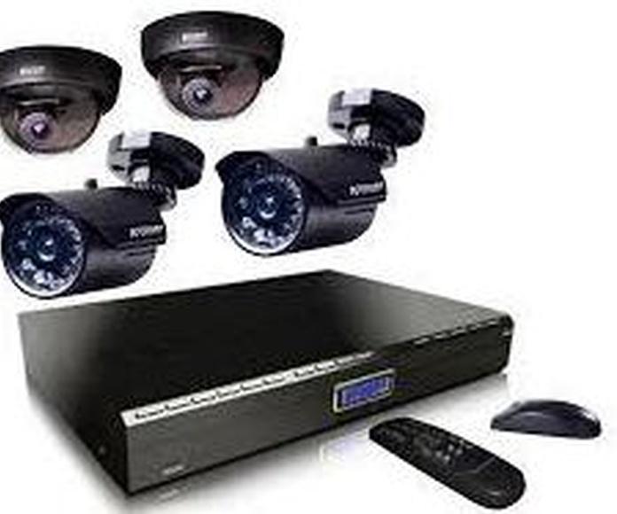 CCTV: Servicios de Satrustegi Sonido