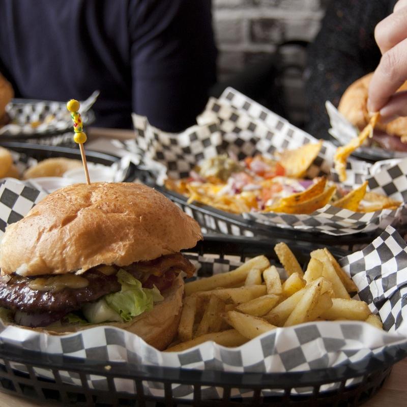 Super Menú: Carta de Honey Burger