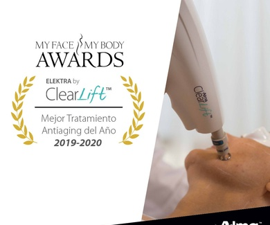 ELEKTRA by ClearLift Mejor Tratamiento Antiaging 2019-2020