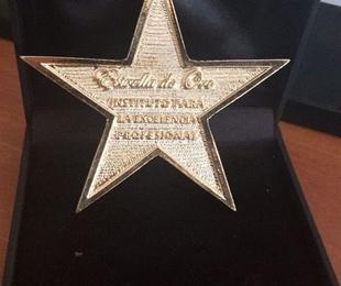 Recibimos el Premio Excelentes del Año