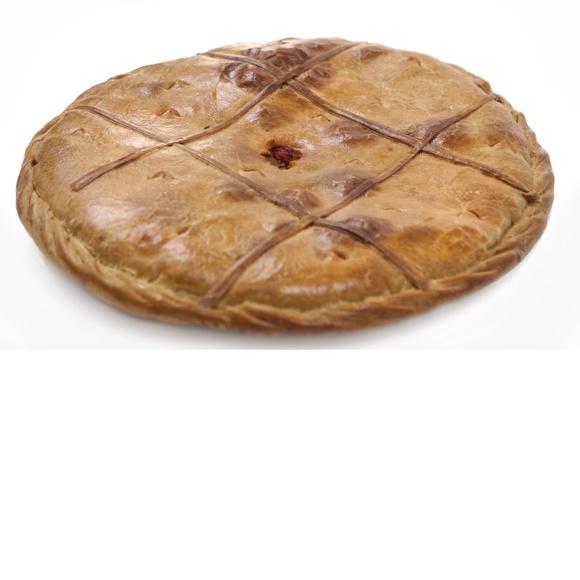 Empanada de zorza: Productos de Costumes Gastronómicas de Galicia