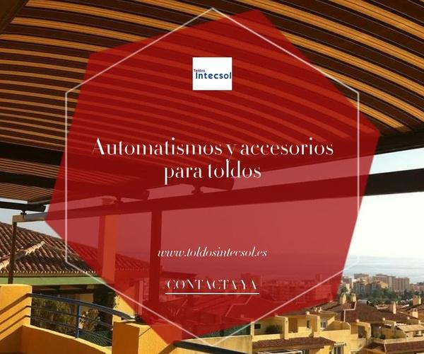 Instalación de pérgolas en Málaga | Toldos Intecsol