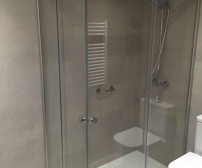 mamparas de ducha