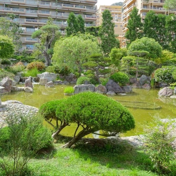 Diseña un jardín feng shui