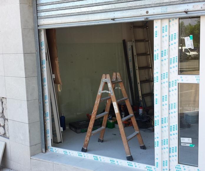 Idoneidad de PVC: Servicios de Trabajos Ventanas PVC