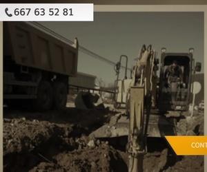 Empresas de excavaciones en Navarra: Excavaciones Royo Hermanos