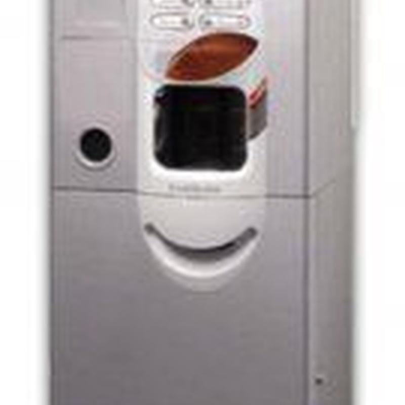 Expendedoras de café: Catálogo de Edai Vending