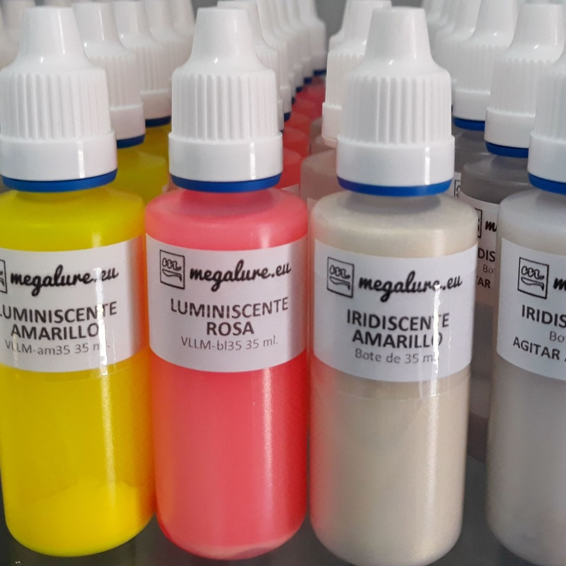 Pigmentos varios: Productos de Resinas TNK