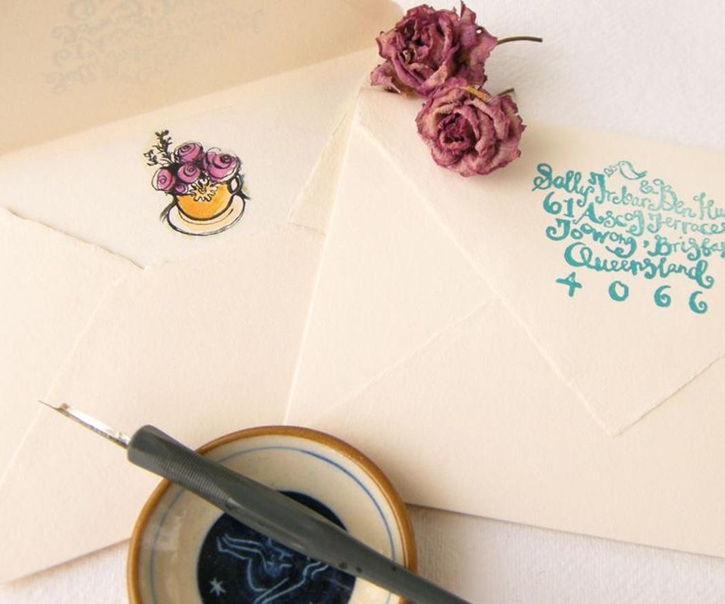 Qué evitar en tus invitaciones de boda