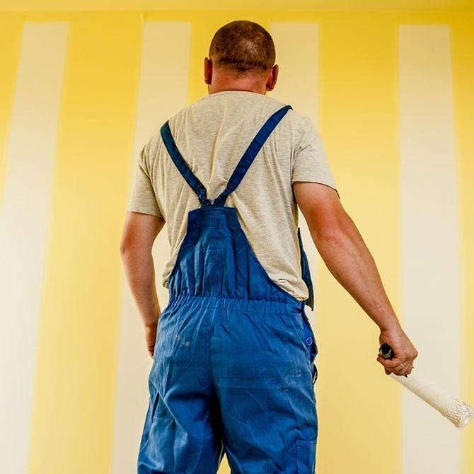 Efectos de pintura diferentes para paredes