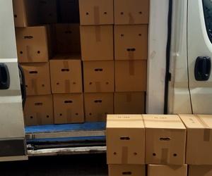 Distribución de huevos para hostelería en Premiá de Mar
