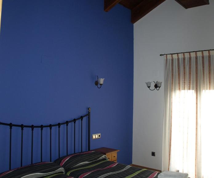 Habitación Superior: Servicios e Instalaciones de Casa Rural El Churrón