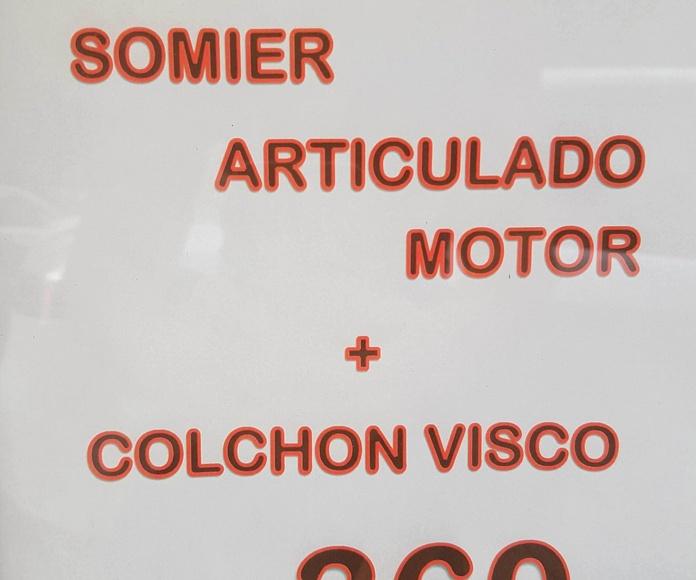 OFERTAS VERANO: Productos  de Muebles Llueca, S. L.