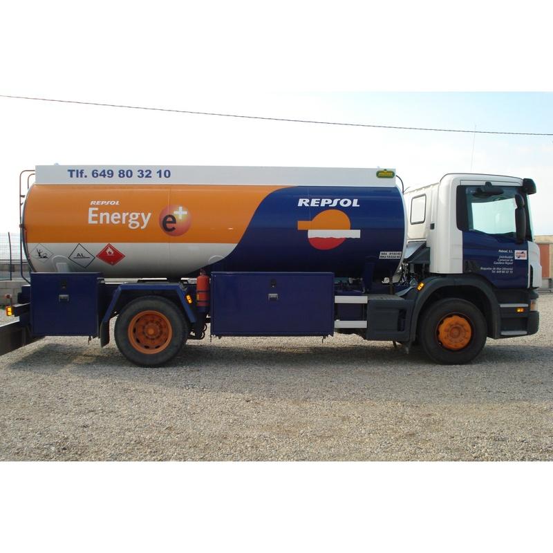 Suministro: Productos y servicios de Petroal
