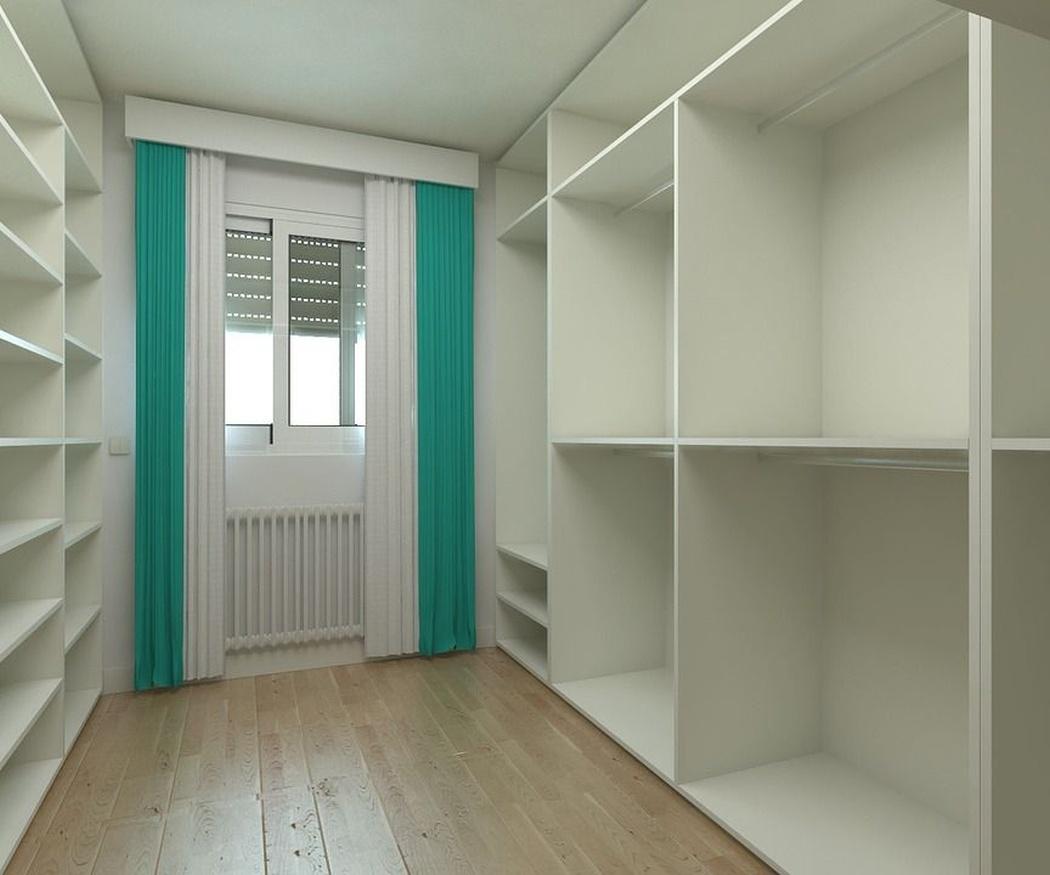Así debe ser el interior de un armario