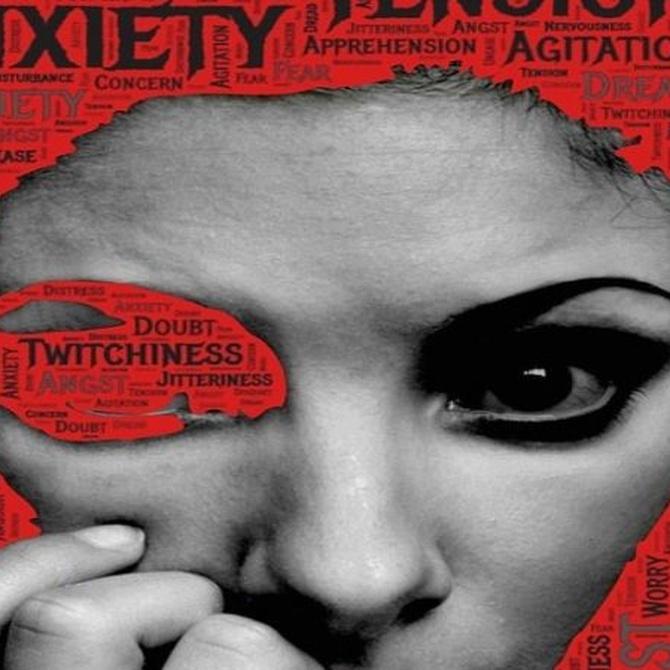 Los problemas de ansiedad