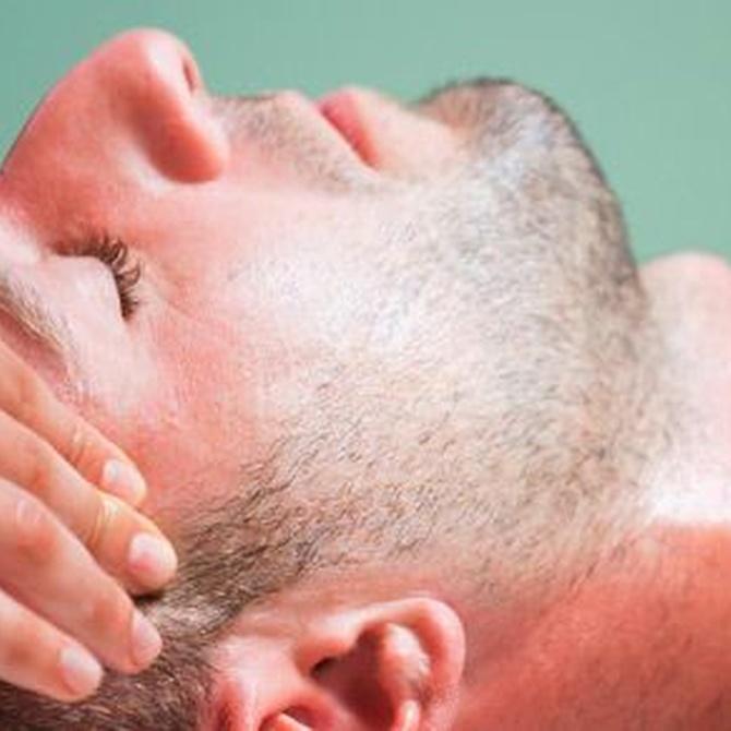 Los positivos efectos de los masajes energéticos