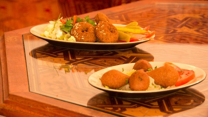 Entrantes calientes: Nuestra carta de Restaurante Rotana