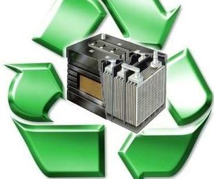 Recogida de baterías a empresas