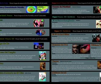 La Cabeza del Dragón: Cartelera y actividades de Teseo Teatro