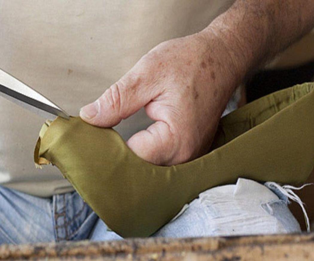 Cómo se fabrica un zapato (I)