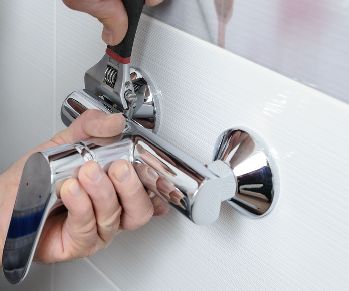 Cambio de bañera por ducha: Servicios de Construcciones Gil