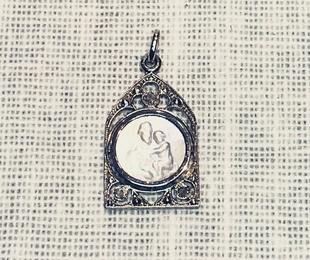 Medallita San José