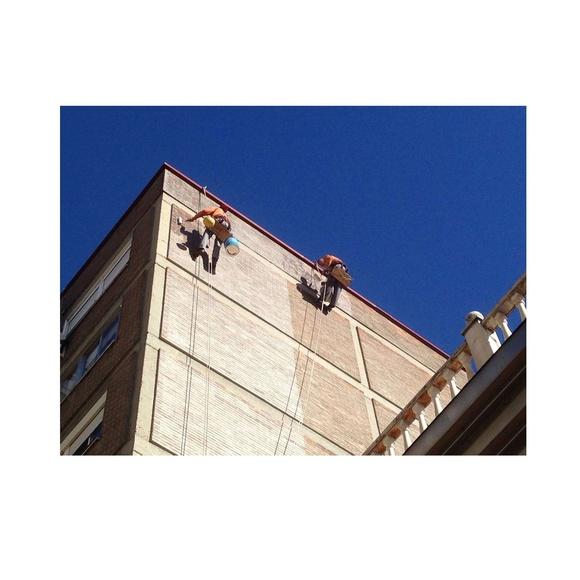 Trabajos verticales: Servicios de IvánIntegrales Madrid S.L.