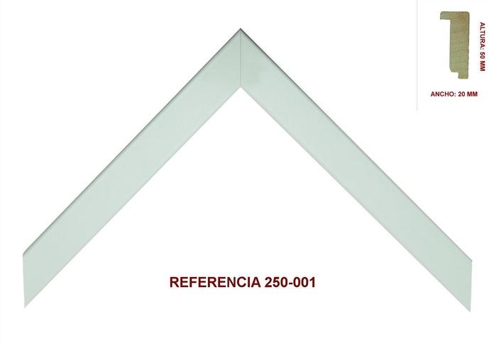 REF 250-001: Muestrario de Moldusevilla