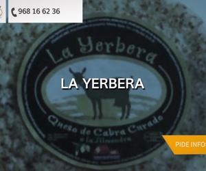 Venta de quesos en Murcia