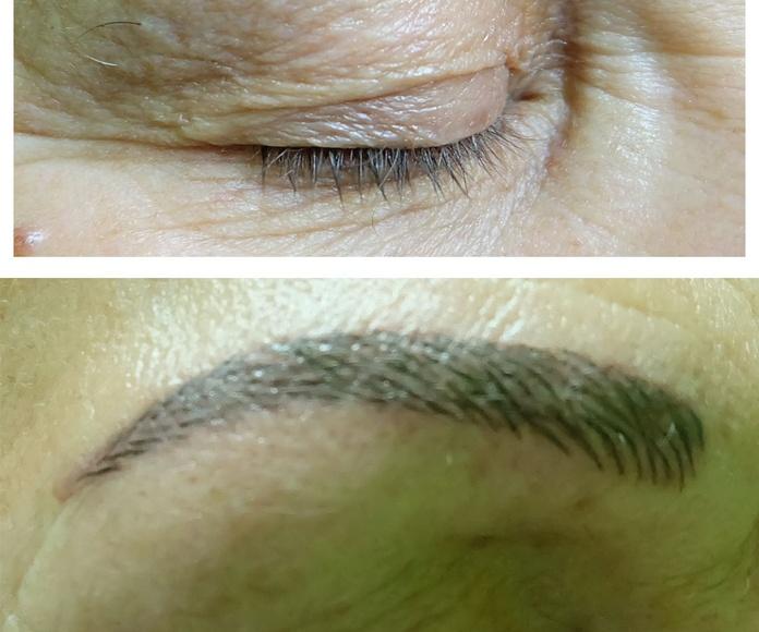 Micropigmentación facial: Tratamientos de Centro de Estética Mª Carmen