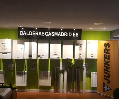 INSTALACION DE CALDERAS EN LEGANES