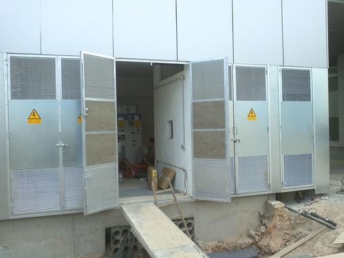 Puertas para transformador