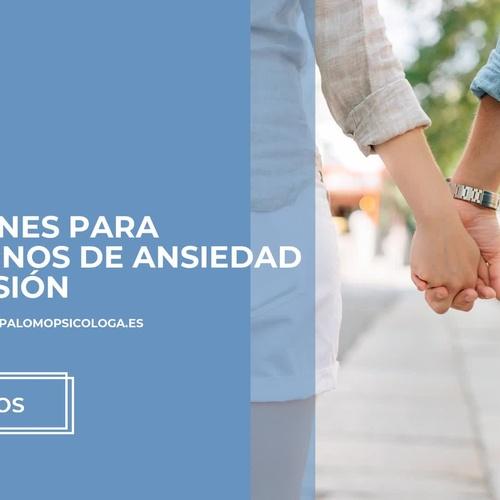Terapia cognitivo conductual en Sevilla | Psicóloga Rosario García Palomo