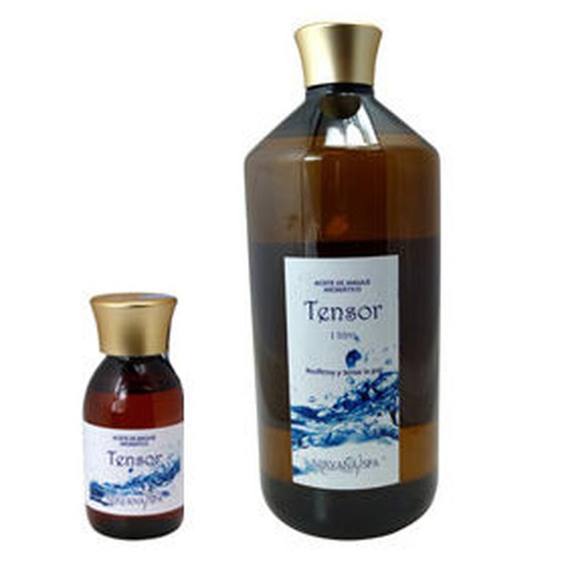 Aceite masaje Tensor  : Productos de PLUS CLINIC