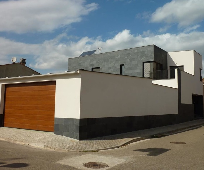 Construcción de obras nuevas: Trabajos de Construcciones Reformas Hermanos Bordetas