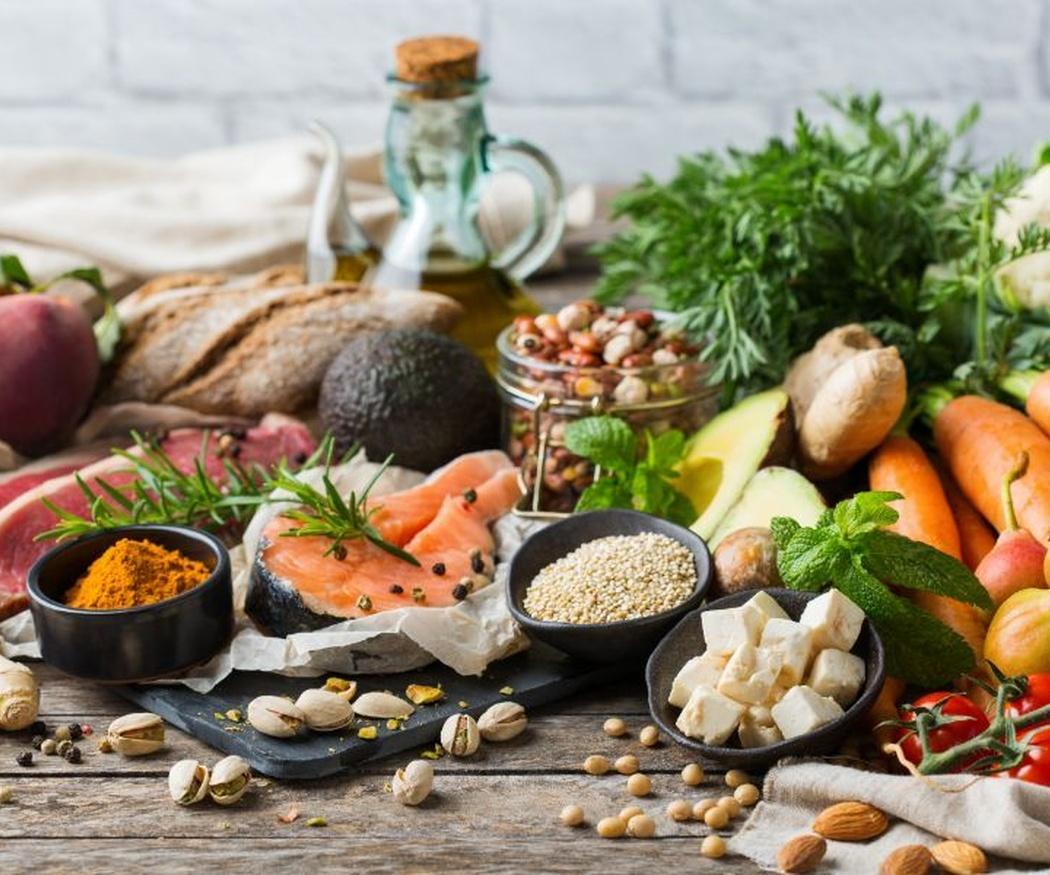 Por qué debes llevar una dieta variada