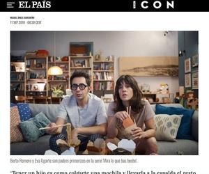 colaboración para ICON, la revista masculina de El País