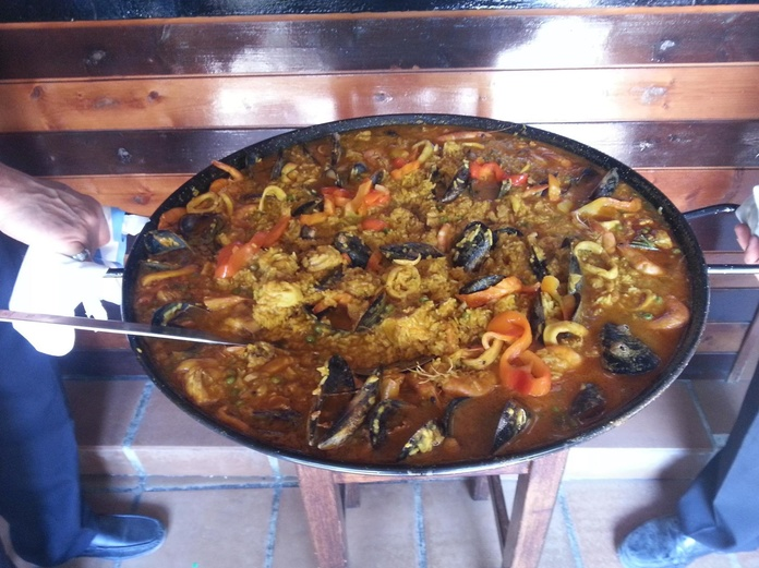 Paella La Barraca