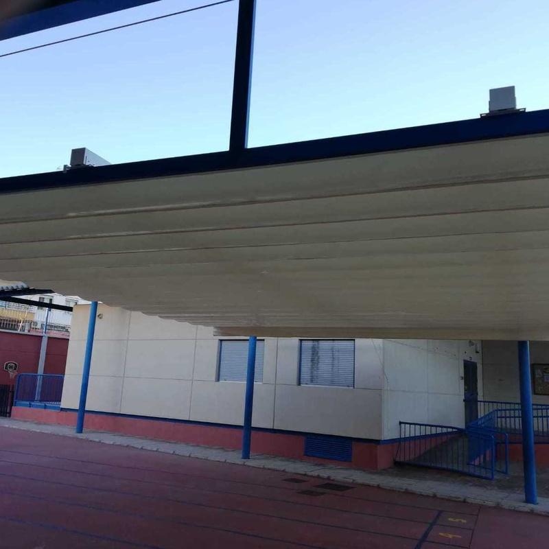 Instalación de toldos Málaga