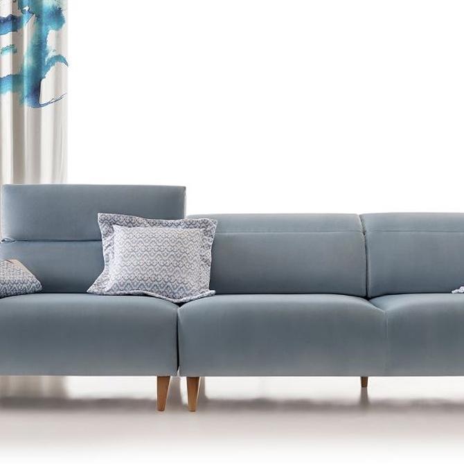 Claves para elegir un sofá
