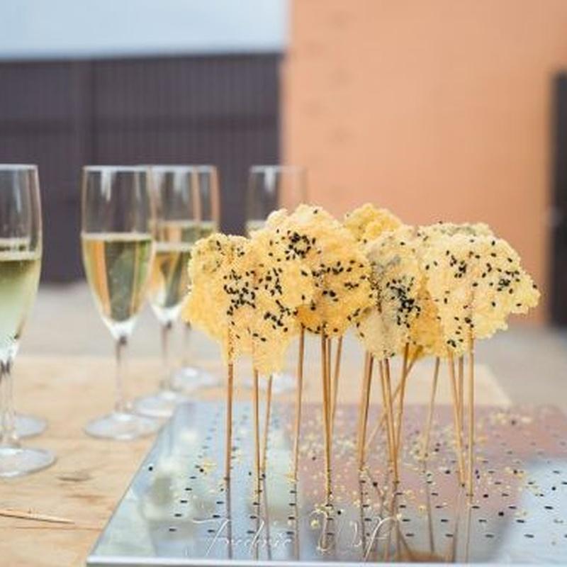 Banquetes y celebraciones: Servicios de Ospi Restaurant i Catering