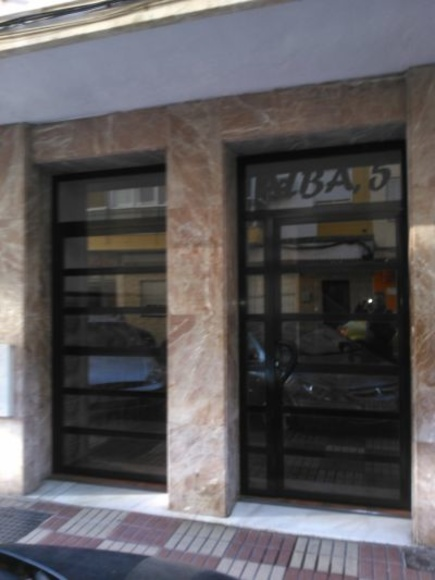 Puertas de portal: Catálogo de Aluminios Aludecor Marbella