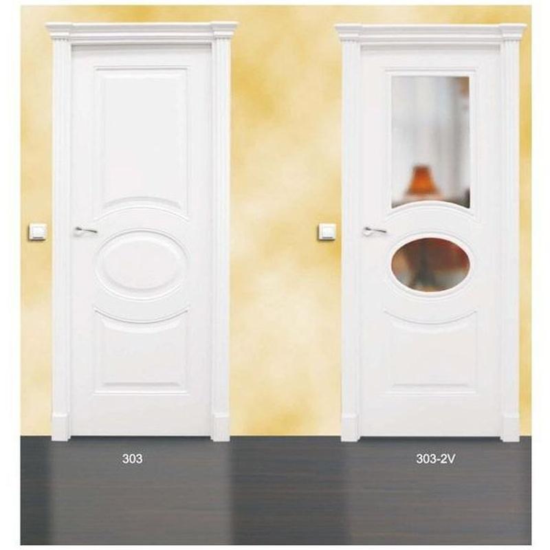 Modelo 303 Puerta lacada de calidad estándar