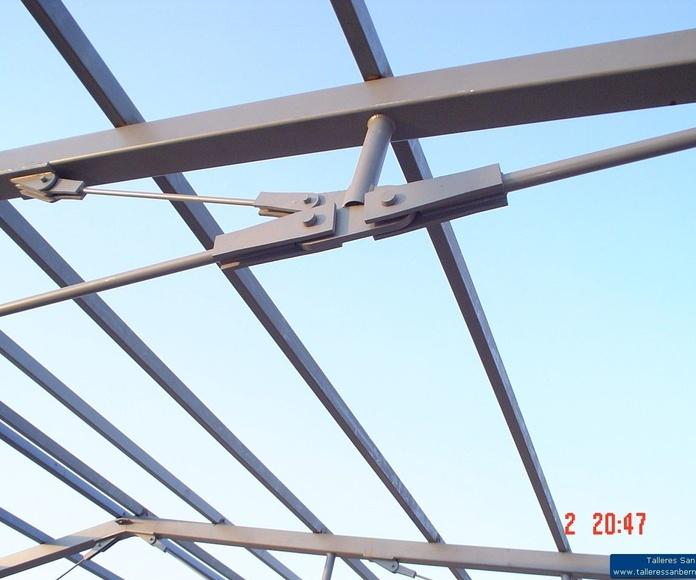 Estructuras metalicas: Productos de Talleres San Bernabé
