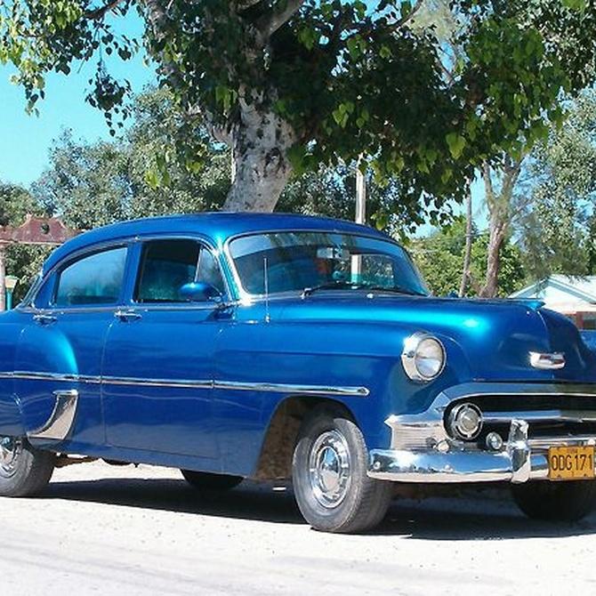 La restauración de autos clásicos en Cuba